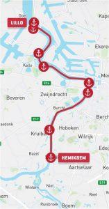 waterbus-route