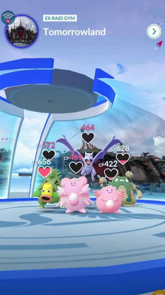 Pokémon Tomorrowland